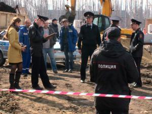 Три человека пострадали на стройке в Ростове-на-Дону