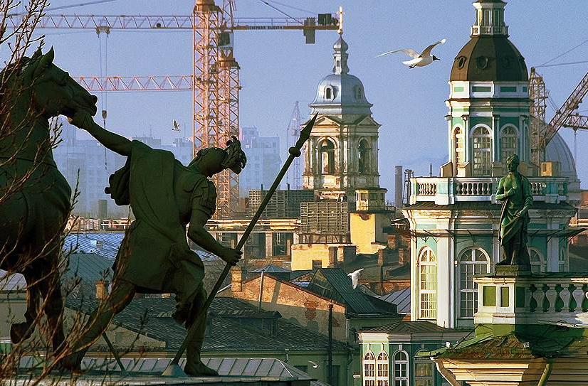 Строительство в Петербурге подведут под Конвенцию