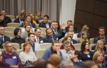 Строители Санкт-Петербурга и Ленобласти выдвинули ряд предложений по развитию отрасли
