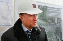 Северо-западную и северо-восточную хорды в Москве свяжет новая эстакада