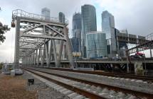 Столичным застройщикам предложат строить железнодорожные переходы