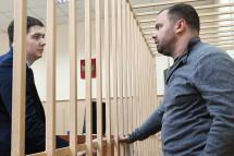 Суд арестовал расхитителей президентской резиденции