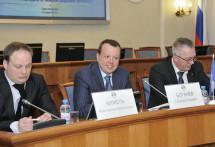 Строители Санкт-Петербурга и Ленинградской области обсудили перспективы развития отрасли