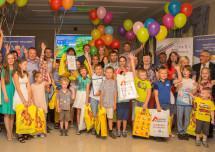 Победителям конкурса рисунков «Мои родители-строители» вручили награды