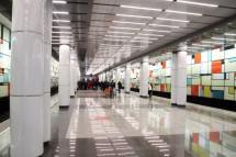 Открылась двухсотая станция столичного метро