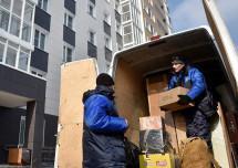 В Москве продолжается «великое переселение»