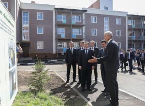 Владимир Якушев посетил Ярославль