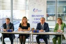 «100 городских лидеров» представили свои проекты