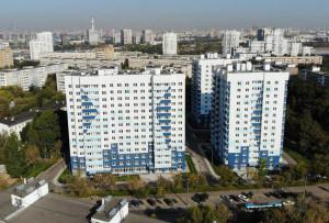 Реновация стартовала на юге Москвы