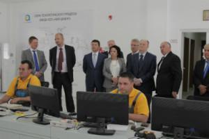 Завод по производству цемента открылся в Пензенской области