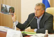 Крыму не хватает денег на снос самостроев