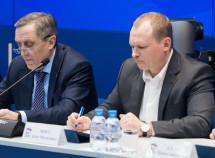 Антон Мороз справился с первым партийным заданием