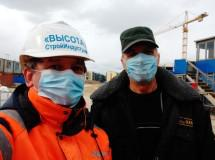 Ассоциация «СтройИндустрия» помогает бороться с  распространением коронавируса