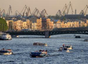 Над Петербургом всерьёз нависла «чёртова орясина»