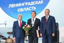 Андрей Молчанов стал почётным гражданином Ленобласти