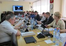 Состоялось заседание Совета Национального объединения проектировщиков