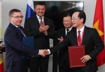 Россия и Вьетнам будут сотрудничать в сфере строительства