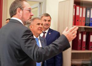 Главгосэкспертиза России будет сотрудничать с Республикой Татарстан