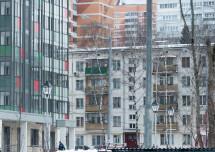 В Москве утвердили график сноса «хрущёвок» на 2017 год