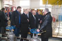Сергей Кириенко посетил учебный центр СРО атомной отрасли в Нововоронеже