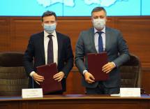 НОСТРОЙ заключил соглашение с Иркутской областью
