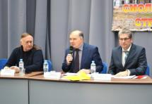 В Смоленске прошла окружная конференция НОСТРОЙ