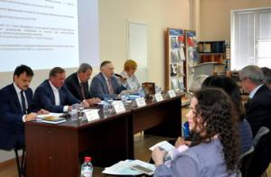 Петербургские СРО провели окружную конференцию
