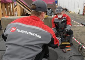 WorldSkills Russia определил лучших кровельщиков среди молодёжи
