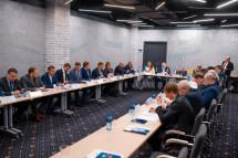 Окружная конференция членов НОСТРОЙ по ЮФО прошла в Ялте