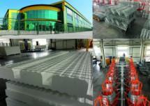 В Кабардино-Балкарии запустили производство домостроительных панелей