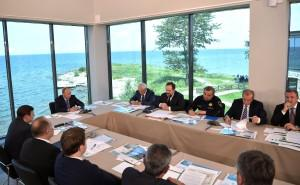 Президент побывал на Байкале