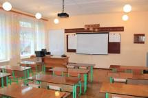 В школах разрешили светодиоды