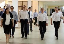 Владимир Якушев посетил Дагестан