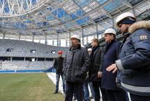 Очередной стадион к ЧМ-2018 готов к вводу в эксплуатацию