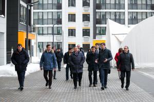 В программу по стимулированию жилищного строительства войдёт социальная инфраструктура