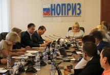 Комитет НОПРИЗ по саморегулированию отчитался о проведённой работе