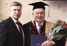 Михаил Посохин стал почетным доктором НИУ МГСУ