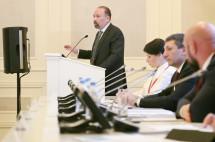 Михаил Мень: Переход к проектному финансированию пройдёт за три года