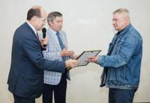 Уведомления о включении в НРС в Свердловской области выдали в торжественной обстановке