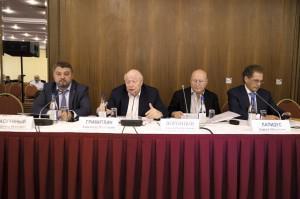 В НОПРИЗ обсудили приоритетные направления деятельности объединения