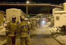 За пожар в соликамской шахте ответят строители