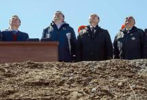 Президентский окоп на «Восточном» стал поводом для уголовного дела