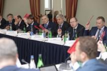 Антон Глушков провел заседание Совета НОСТРОЙ