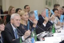Обновлённый Совет НОСТРОЙ провел первое заседание