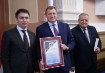 Новосибирская СРО получила благодарность от мэра