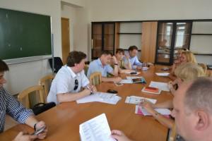 Подготовка II международной конференции «Практическое саморегулирование»