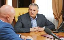 Глава Крыма потребовал остановить застройку прибрежной зоны
