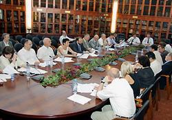 Совет ТПП обсудил актуальные вопросы развития саморегулирования