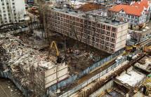 Программа реновации в Петербурге выполнена на 4%