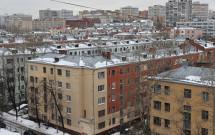 За снос пятиэтажек высказалось 80% москвичей